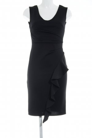 Lipsy Cocktailkleid schwarz Elegant