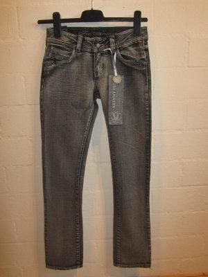 LIPSY: Grauschwarze Jeans, NEU, Gr. 36/ 8