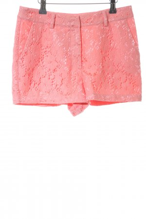 Lipsy High-Waist-Shorts pink Elegant