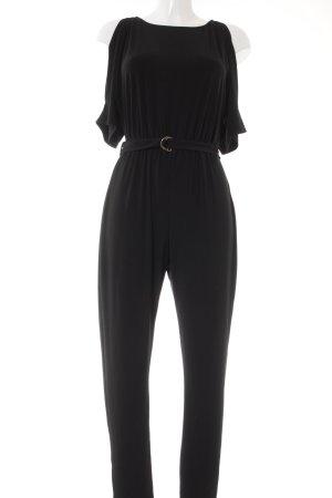 Lipsy Jumpsuit schwarz Elegant