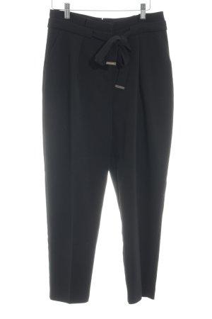 Lipsy Pantalón de pinza alto negro estilo «business»