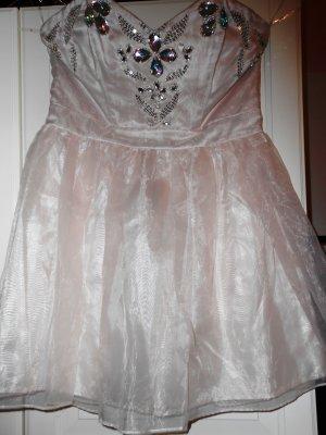 Lipsy Kleid Gr.38 UK12 NEU!!! Asos Prom Dress Nude Blogger Fashionista SATC