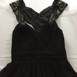 Lipsy Kleid in schwarz