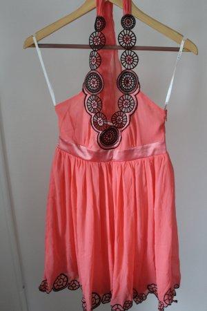 Lipsy Kleid Neckholder Kleid S 36 NEU