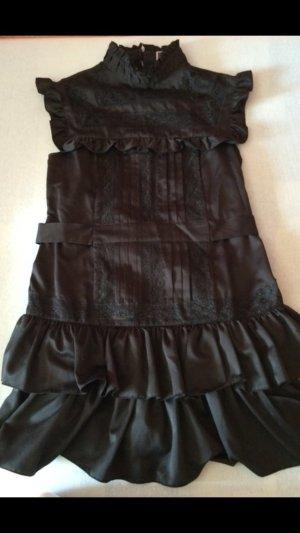 Lipsy Kleid schwarz xs neuw