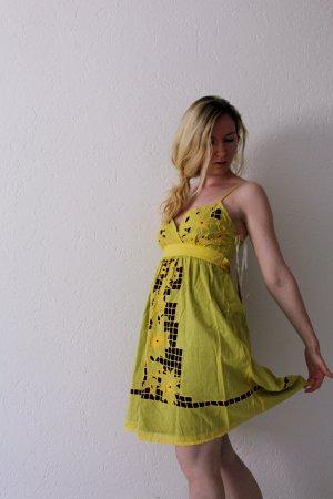 Lipsy Kleid Trägerkleid S 36 NEU
