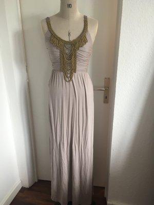 Lipsy Langes Abendkleid  mit Schmuckdetails