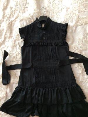 Lipsy London Abendkleid kurz schwarz