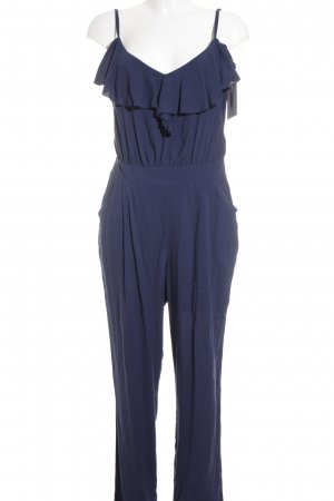 LIPSY LONDON Jumpsuit dunkelblau Street-Fashion-Look