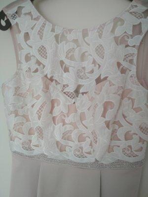 Lipsy London Kleid/ Cocktailkleid/ Spitzenkleid/ Standesamtkleid