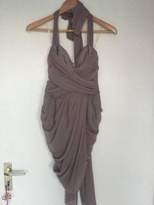 Lipsy London Kleid Mini Grecian Drape Style 36