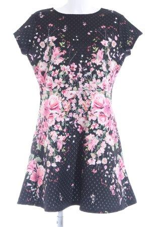 Lipsy Robe courte motif de fleur style décontracté