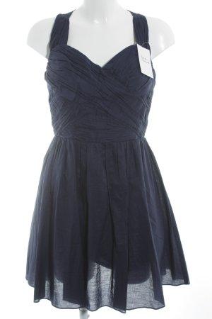 Lipsy Minikleid dunkelblau Lagen-Look
