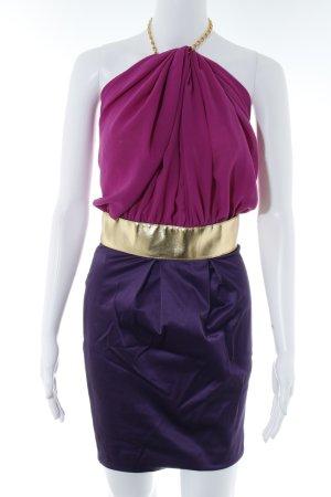 Lipsy Minikleid lila-violett extravaganter Stil