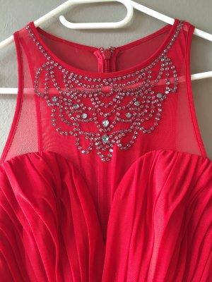 Lipsy rotes Kleid festlich und super elegant Gr.S