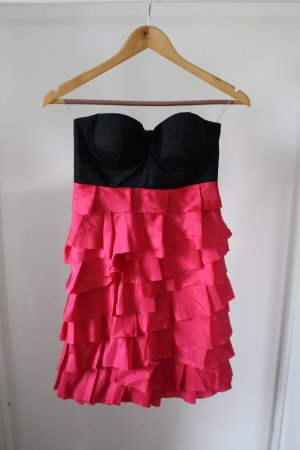 Lipsy Ruffle Dress S 36 NEU
