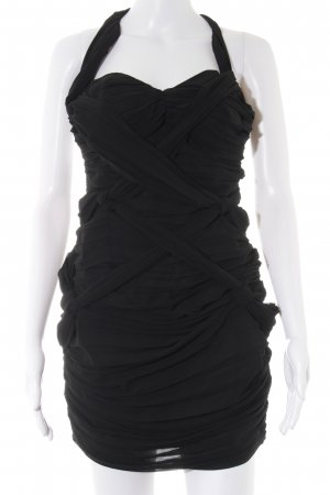 Lipsy Tube Dress black party style