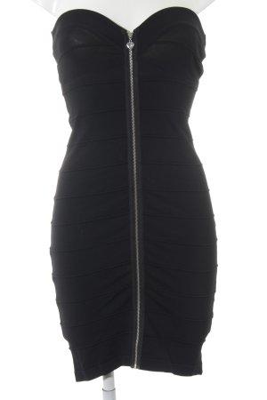 Lipsy Vestido de tubo negro estilo fiesta