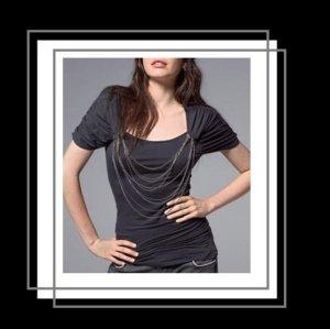 Lipsy - Schönes Shirt Gr. 34