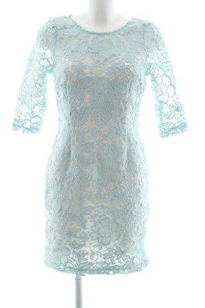 Lipsy Spitzenkleid babyblau Elegant