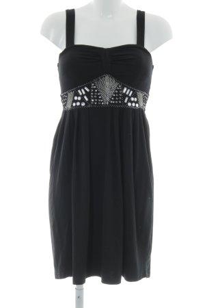 Lipsy Trägerkleid schwarz Elegant