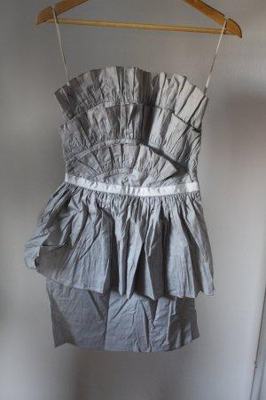 Lipsy Trägerloses Kleid 36 NEU