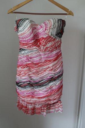 Lipsy Trägerloses Kleid S NEU