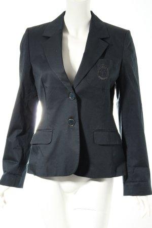 Lisa Campione Blazer dunkelblau Marine-Look