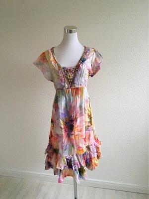 Lisa Campione Empire Dress multicolored