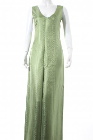 Lisa Couture Abendkleid grün Casual-Look
