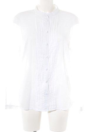 Lisa Steuten Hemd-Bluse weiß Casual-Look