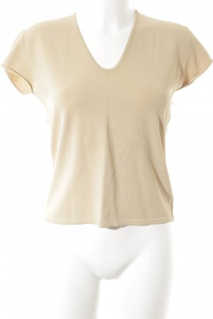 Lisa Steuten Strickshirt beige Casual-Look