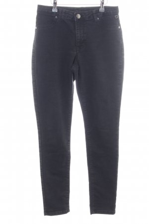 Lisa Tossa Stretch Trousers black casual look