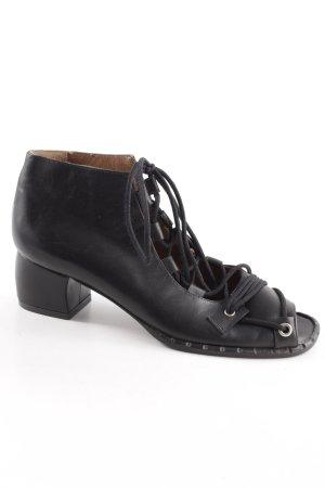 Lisa Tucci High Heel Sandaletten schwarz Casual-Look