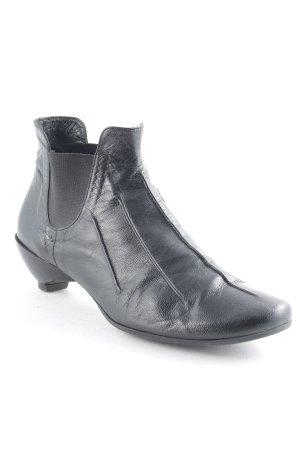 Lisa Tucci Schlüpf-Stiefeletten schwarz Casual-Look