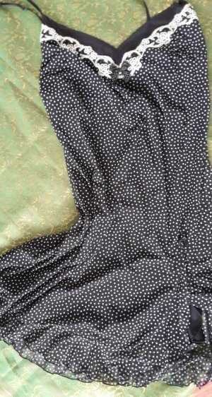 LISE CHARMEL Franz. Luxus-Dessous Négligé Unterkleid 38 NEU Etikett SONDERPREIS