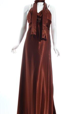 Lissa Abendkleid braun Eleganz-Look