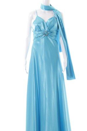 Lissa Abendkleid hellblau Party-Look