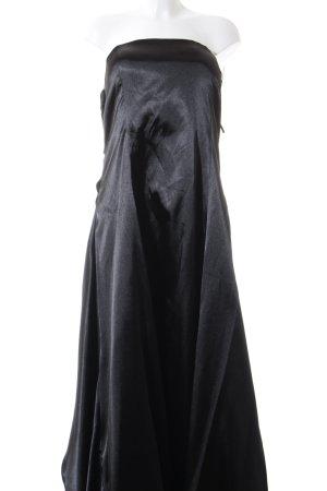 Lissa Ballkleid schwarz Elegant