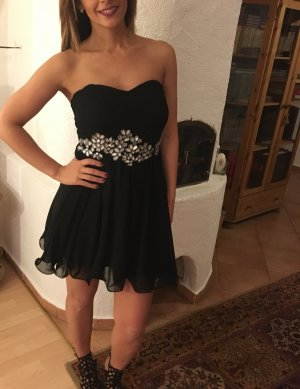 Little Black Dress mit Steine!