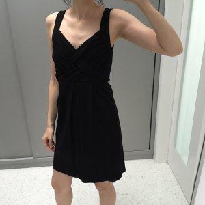 Little Black Dress von Max & Co., gekreuzte breite Stoffstreifen vorne