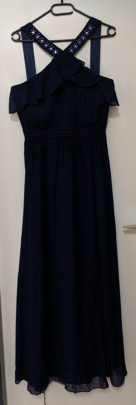 Little Mistress Abendkleid blau EU 38