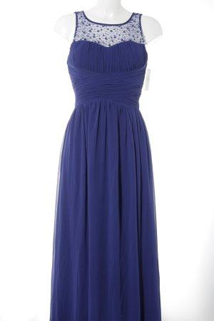 Little Mistress Abendkleid blau Party-Look