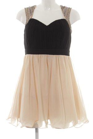 Little Mistress Abendkleid Colourblocking extravaganter Stil