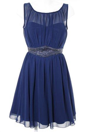 Little Mistress Abendkleid dunkelblau Party-Look