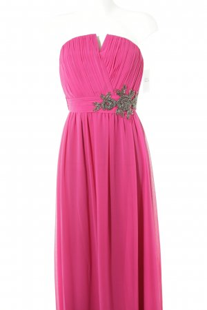 Little Mistress Abendkleid magenta Elegant