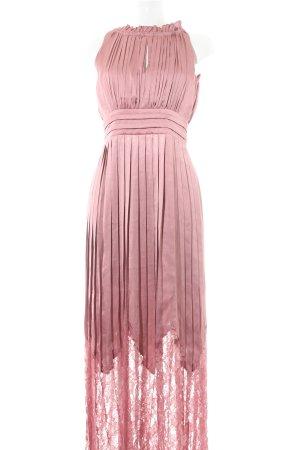 Little Mistress Abendkleid rosa Party-Look