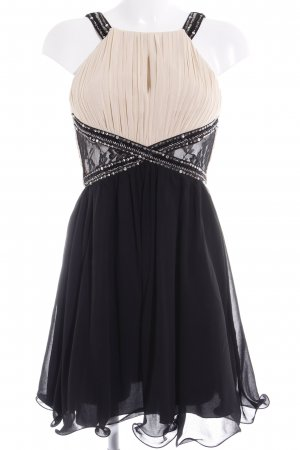 Little Mistress Ballkleid schwarz-nude Elegant