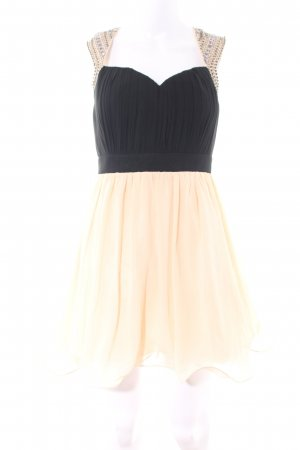 Little Mistress Bustier Dress natural white-black casual look