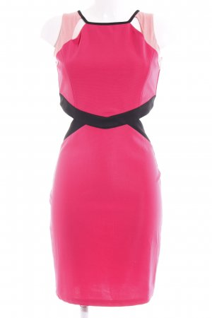 Little Mistress Cut-Out-Kleid mehrfarbig Party-Look